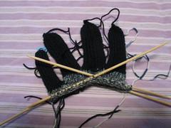 i-cord glove