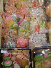 Bags of Candy in Nishiki Market