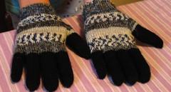 blackfingergloves