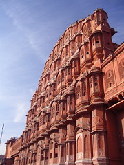 Hawa Mahal (Wind Palace), Jaipur, India