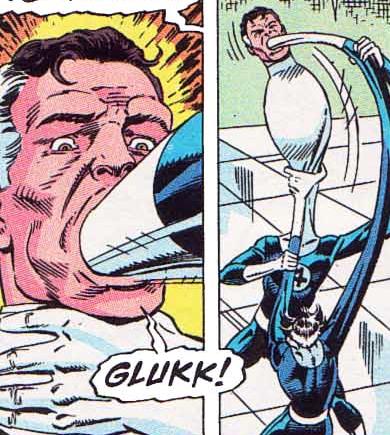 comic Fantastic Four porn gay
