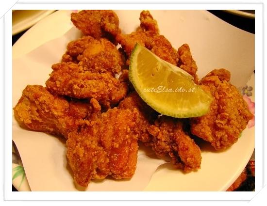 三味食堂-雞肉唐揚