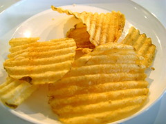 Chipping Away: Seyfert's Curlie Potato Chips (by Slice)