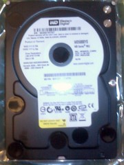 WD 500GB RE