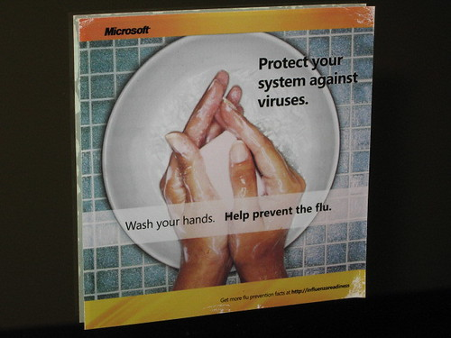 Wash your hands, computer geeks!