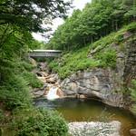 8/17/18 Enjoy the last few weeks of summer in Franconia Notch State Park!