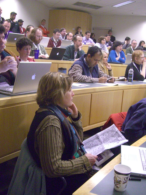 Northern Voice - The Wiki Session | Flickr - Photo Sharing!