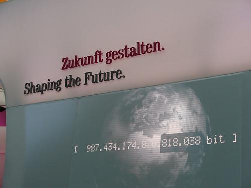 CeBIT 2007 - T-Online