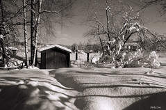 Winterlandschaft im Chiemgau photo by Herby Crus