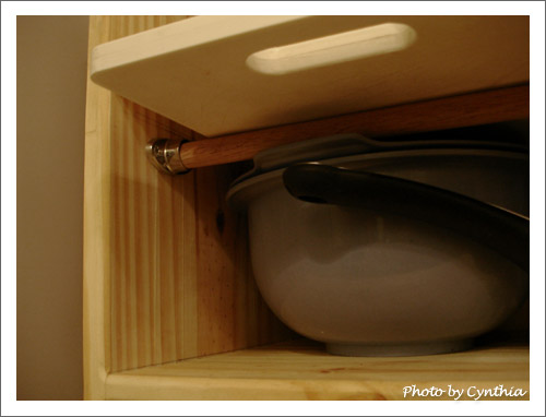 廚房櫃子之3