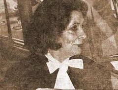 Queen Nazli in 1965