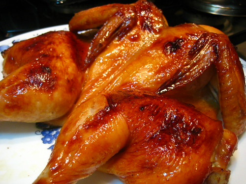 Peppery Honey Chicken