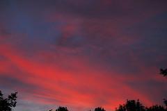 Ciel d'été - Planoise - 080806