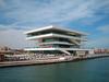 Edificio 'Veles e Vents' en el Puerto de Valencia