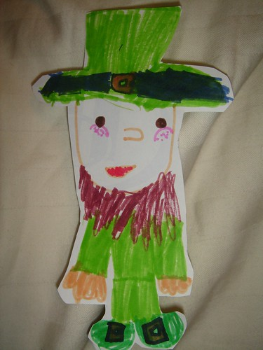 Miya's leprechaun