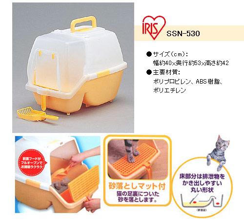 第一個貓砂盆