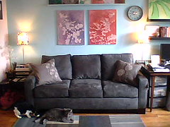 New Couch!!! photo by SimplySchmoopie