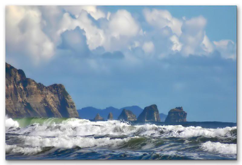 Y entonces llegué al Pacífico.... photo by ..felicitas..