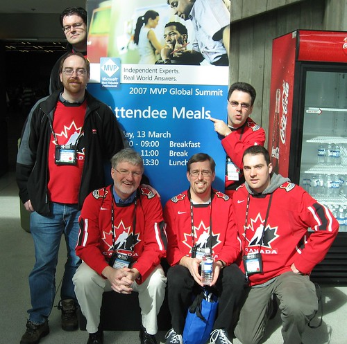 Montreal MVPs (+ Jean-Luc)