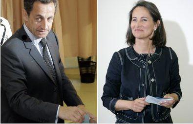 Sarkozy-Royal