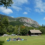 8/31/18 Looks like a perfect Labor Day Weekend ahead in Franconia Notch!