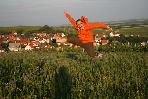 jump funnier