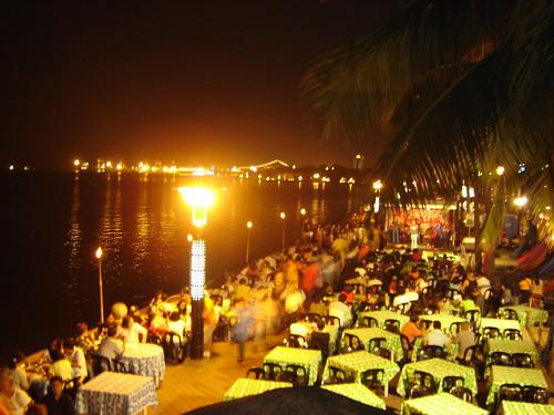 Manila Bay dining