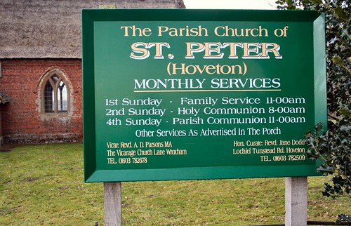 St Peters Hoveton