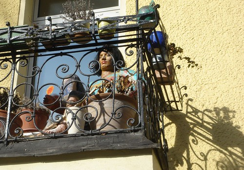 Balkon Yorckstr