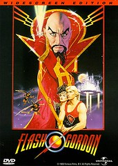"""Flash Gordon"", caspa con nostalgia."