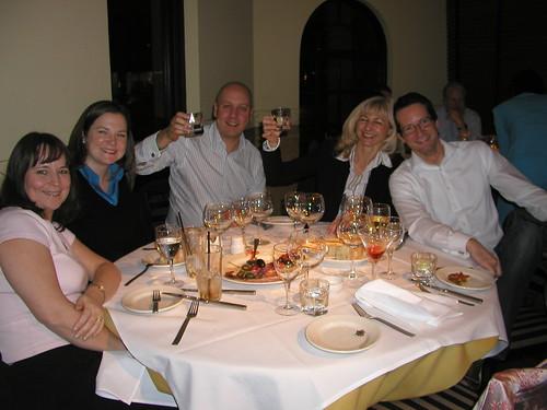 Global HR BD Team Meeting 2006 014