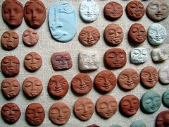 Etsy faces for sale