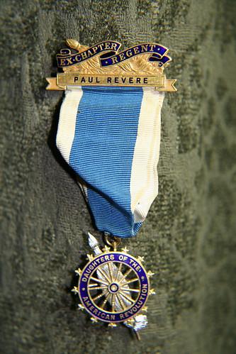 DAR medal