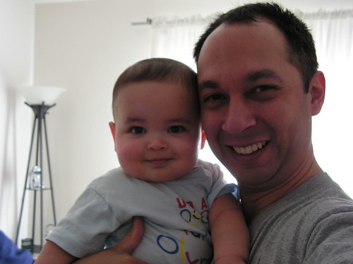 JT and Daddy