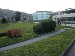 Parque de la casa de cultura