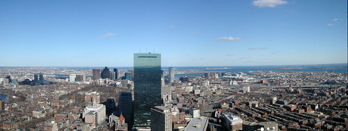 Boston Panorama