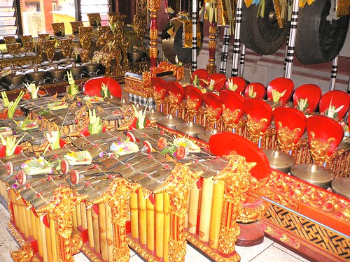 Gamelan Blessings