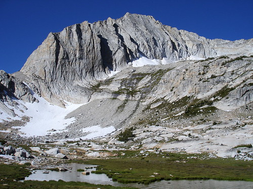 North Peak in the Sierras
