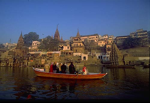 002 Banaras India