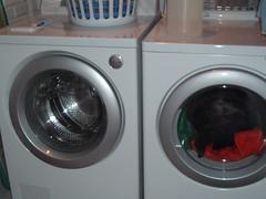 my washer & dryer