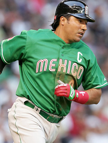 Captian of the Mexico WBC Team 2006