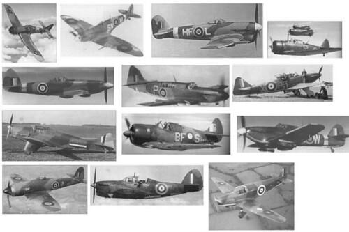 Spot the Spitfire