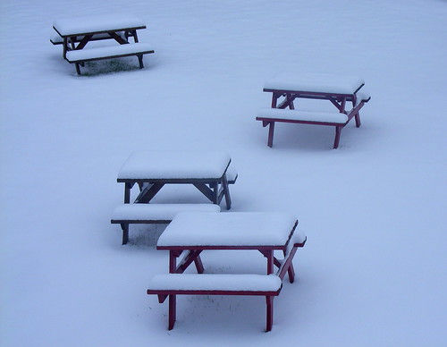 Tables Snow