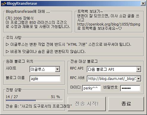 Blogyltransferase 1.0