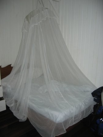 my bed at windjammer