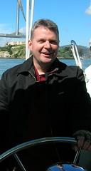Sabbatical's Chief Engineer, Scott Noble