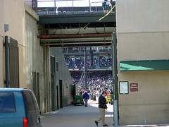 SBC Park - Media Entrance