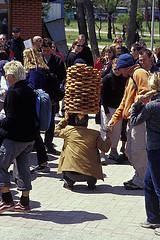Istanbul Bread Seller