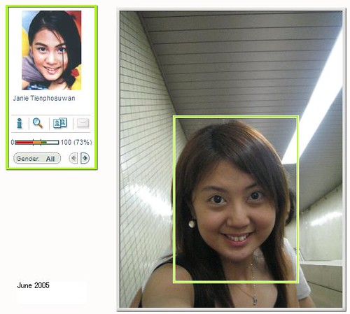 face recognition jun05