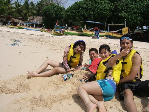 藍夢島沙灘1